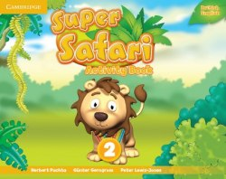 Super Safari 2 Activity Book / Робочий зошит