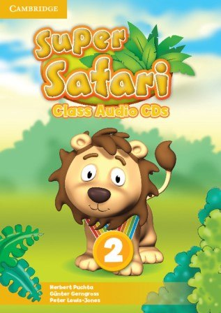 Super Safari 2 Class CDs / Аудіо диск