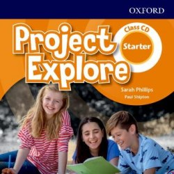 Project Explore Starter Class CD / Аудіо диск