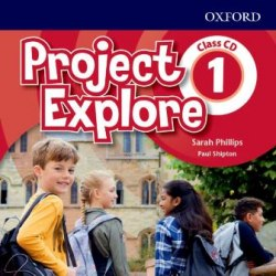 Project Explore 1 Class CD / Аудіо диск