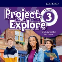 Project Explore 3 Class CD / Аудіо диск