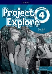 Project Explore 4 Workbook with Online Practice / Робочий зошит