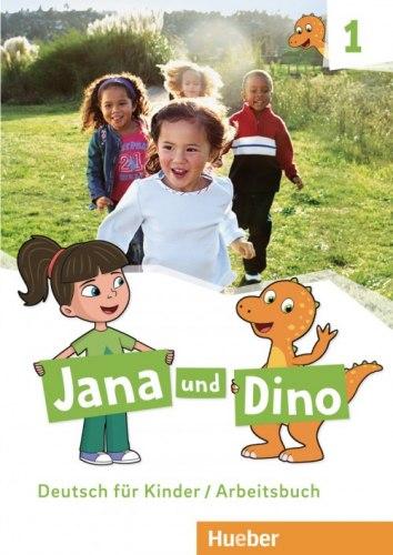 Jana und Dino 1 Arbeitsbuch / Робочий зошит