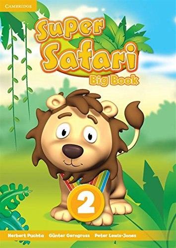Super Safari 2 Big Book / Книга для читання
