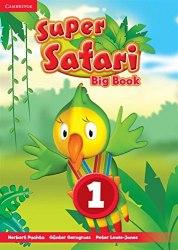 Super Safari 1 Big Book / Книга для читання