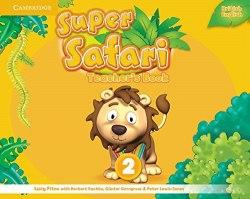 Super Safari 2 Teacher's Book / Підручник для вчителя