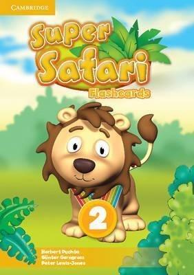 Super Safari 2 Flashcards / Flash-картки