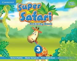 Super Safari 3 Activity Book / Робочий зошит