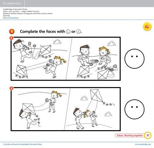 Super Safari 3 Activity Book / Робочий зошит