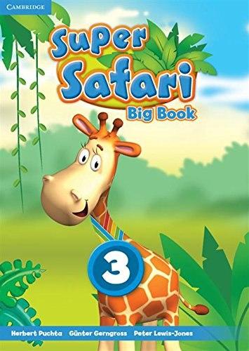 Super Safari 3 Big Book / Книга для читання