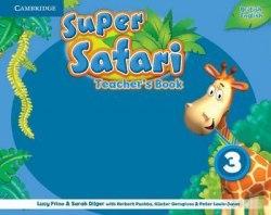 Super Safari 3 Teacher's Book / Підручник для вчителя