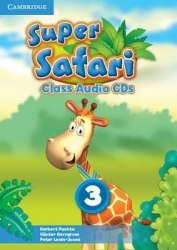 Super Safari 3 Class CDs / Аудіо диск
