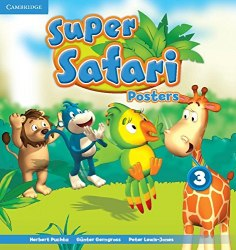 Super Safari 3 Posters / Плакати