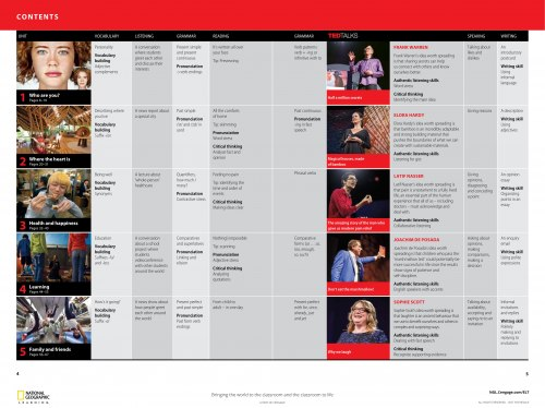TED Talks: Perspectives Pre-Intermediate Student Book / Підручник для учня