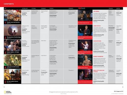 TED Talks: Perspectives Upper-Intermediate Student Book / Підручник для учня