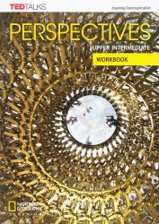 TED Talks: Perspectives Upper-Intermediate Workbook with Audio CD / Робочий зошит