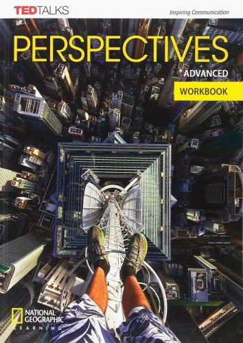 TED Talks: Perspectives Advanced Workbook with Audio CD / Робочий зошит