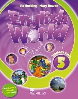 English World 5 Teacher's Guide / Webcode Pack / Підручник для вчителя
