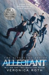 The Divergent Trilogy: Allegiant (Book 3) (Film tie-in) - Veronica Roth
