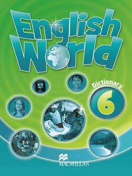 English World 6 Dictionary / Словник