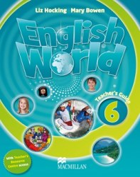 English World 6 Teacher's Guide / Webcode Pack / Підручник для вчителя