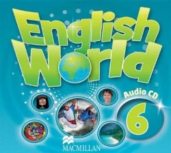 English World 6 CD / Аудіо диск