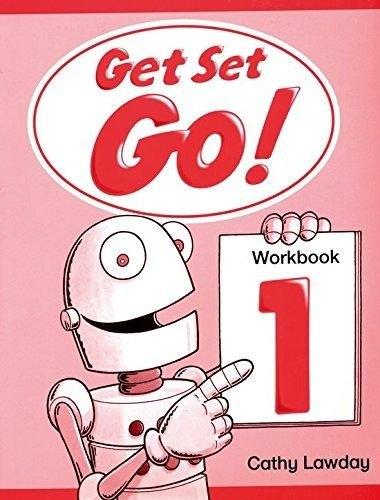 Get Set Go! 1 Workbook / Робочий зошит