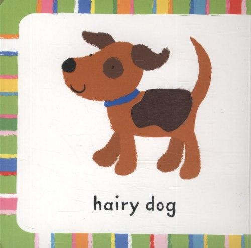 Baby's Very First Touchy-Feely Animals Book / Книга з тактильними відчуттями