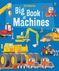 Big Book of Machines - Minna Lacey