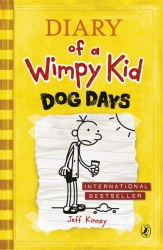 Dog Days (Book 4) - Jeff Kinney