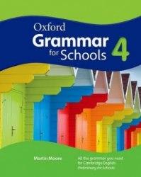 Oxford Grammar for Schools 4 Student's Book / DVD-ROM Oxford University Press