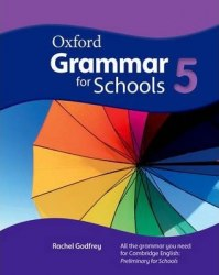 Oxford Grammar for Schools 5 Student's Book with DVD-ROM / Граматика