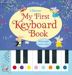 My First Keyboard Book - Sam Taplin / Музична книга