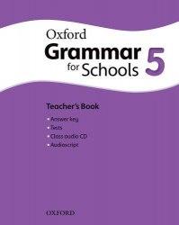 Oxford Grammar for Schools 5 Teacher's Book with Audio CD / Підручник для вчителя