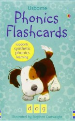 Phonics Flashcards / Flash-картки