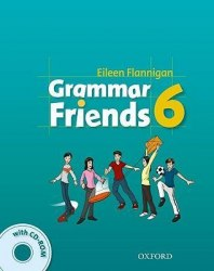 Grammar Friends 6 Student's Book with CD-ROM Pack Oxford University Press