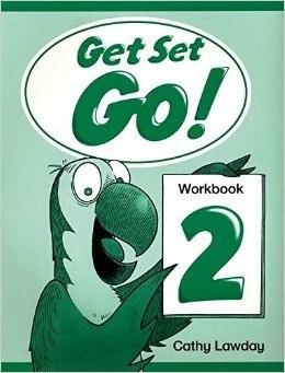 Get Set Go! 2 Workbook / Робочий зошит
