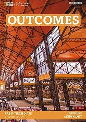 Outcomes (2nd Edition) Pre-Intermediate Student's Book + Class DVD / Підручник для учня
