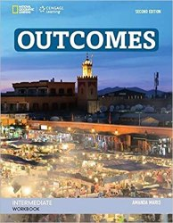 Outcomes (2nd Edition) Intermediate Workbook with Audio CD / Робочий зошит