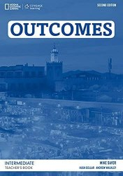 Outcomes (2nd Edition) Intermediate Teacher's Book + Class Audio CD / Підручник для вчителя