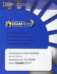 Outcomes (2nd Edition) Intermediate Examview CD-ROM / Диск з тестами