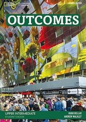Outcomes (2nd Edition) Upper-Intermediate Student's Book + Class DVD / Підручник для учня