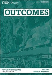 Outcomes (2nd Edition) Upper-Intermediate Teacher's Book + Class Audio CD / Підручник для вчителя