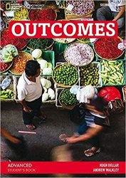 Outcomes (2nd Edition) Advanced Student's Book + Class DVD / Підручник для учня