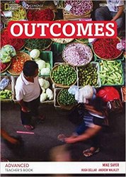 Outcomes (2nd Edition) Advanced Teacher's Book + Class Audio CD / Підручник для вчителя