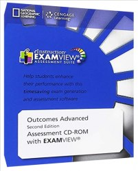 Outcomes (2nd Edition) Advanced Examview CD-ROM / Диск з тестами