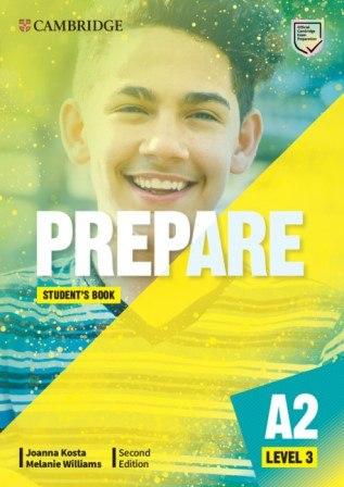 Cambridge English Prepare! (2nd Edition) 3 Student's Book / Підручник для учня