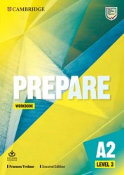 Cambridge English Prepare! (2nd Edition) 3 Workbook with Audio Download / Робочий зошит