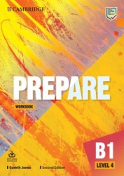 Cambridge English Prepare! (2nd Edition) 4 Workbook with Audio Download / Робочий зошит