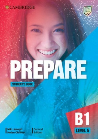 Cambridge English Prepare! (2nd Edition) 5 Student's Book / Підручник для учня